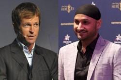 Ind Vs Sa Harbhajan Singh Asks Jonty Rhodes To Bat In Ranchi Test