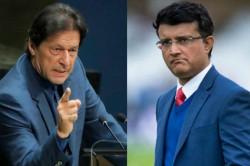 Sourav Ganguly Has Slammed Pakistan Pm Imran Khan For His Un Speech