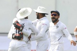 India Vs South Africa 2nd Test Day 4 Ind Win By Innings And 137 Runs To Lead Series 2