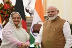 India Vs Bangladesh Pm Narendra Modi Sheikh Hasina Invited For Upcoming Test