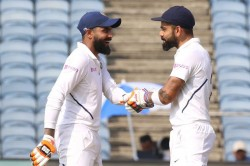India Vs South Africa 2nd Test Umesh Yadhav Removes Sa Openers Early After India Declare At