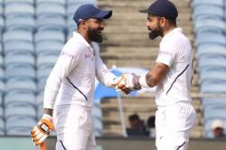 India Vs South Africa 2nd Test Don T Think It S A 600 Wicket Ajinkya Rahane Lauds Virat Jadeja