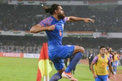Adil Khan S Late Strike Helps India Draw Bangladesh 1 1 In World Cup Qualifier