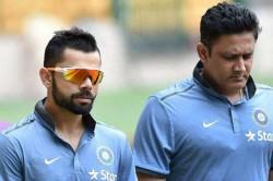 Fewer Centres Better Marketing Kumble Backs Kohli S Formula For Test Cricket
