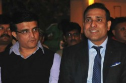 Indian Cricket Will Continue To Prosper Under Your Leadership Laxman Congratulates Ganguly