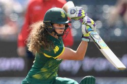 Ind Vs Sa Laura Wolvaardt Half Century South Africa Post 247
