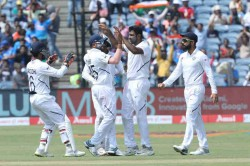 India Vs South Africa 2nd Test Ravindra Jadeja Strikes After Lunch South Africa Seven Down
