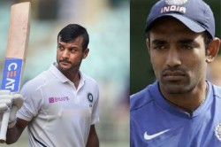 Ind Vs Sa Robin Uthappa Reveals How Vinay Kumar Words Spurred Out Of Form Mayank Agarwal