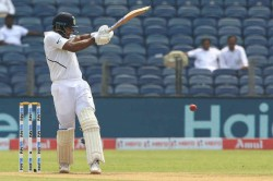 Mayank Agarwal Scores His 2nd Test Century Against South Africa At Pune