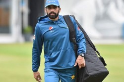 Head Coach Misbah Ul Haq Disappointed With Attitude Of Key Pakistan Players