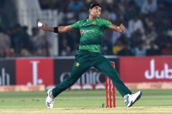 Pakistan Bowler Mohammad Hasnain Becomes Youngest To Claim T20i Hat Trick