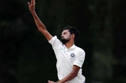 India Vs South Africa Local Boy Shahbaz Nadeem Replaces Injured Kuldeep Yadav For Ranchi Test