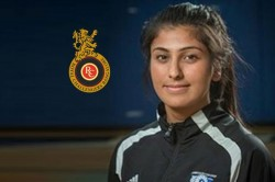It S Like Having 20 Brothers Around At All Times Says Rcb S Massage Therapist Navnita Gautam