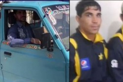 Video Viral Former Pakistan Cricketer Turns Van Driver To Make A Living
