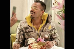 Hardik Pandya Celebrates 26th Birthday Away From Family And Friends As He Recovers From Back Surger