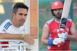 Yuvraj Singh Gets Trolled By Kevin Pietersen Over Manchester United