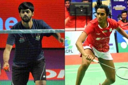 Denmark Open 2019 Pv Sindhu Sai Praneeth Knocked Out