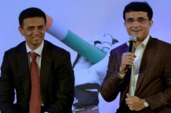 Sourav Ganguly Meets Rahul Dravid To Discuss Roadmap To Improve Nca