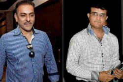 Fans Wonder What Will Happen To Ravi Shastri After Sourav Gaguly Takes Ove As Bcci President