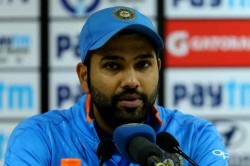 Ind Vs Sa Indian Cricket Team Suffered With Rain In Vizag Airport Rohit Sharma