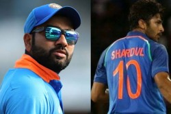 Rohit Sharma Takes A Cheeky Dig At Shardul Thakur On His Birthday