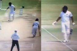 Puji Bhaag Bh Od Rohit Sharma Shouts At Cheteshwar Pujara As The Latter Fails To Complete A Run
