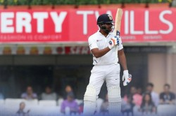 India Vs South Africa Rohit Sharma Emulates Ms Dhoni With 6th Test Hundred