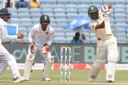 India Vs South Africa 2nd Test Keshav Maharaj Vernon Philander Put Indias Charge On Hold
