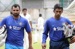 Wriddhiman Saha Ready To Help India Teammates Prepare For Day Night Test Vs Bangladesh
