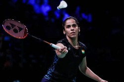 French Open Saina Nehwal Loses 20 22 21 23 To South Koreas An Se Young In The Quarterfinals