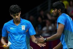 French Open Satwik Chirag Finish Men S Doubles Runners Up After Losing Final To Sukamuljo Fernaldi