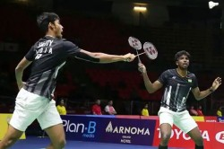 French Open Satwik Chirag Beat Japan S Yuta Watanabe Horoyuki Endo To Reach The Mens Double Final