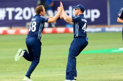 Namibia To Historic First T20 World Cup Scotland Clinch Australia Berth After Beating Uae