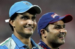 Virender Sehwag Reveals How Sourav Ganguly Convinced Him To Open Batting For India