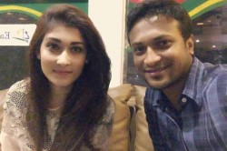 Shakib Al Hasan To Comeback Stronger Than Ever In No Time Says Wife Umme Ahmed Shishir