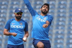 Jasprit Bumrah Going To Uk To Seek Opinion On Stress Fracture