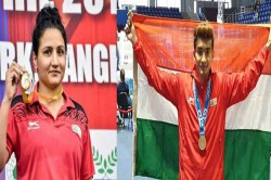 Shiva Thapa Pooja Rani Win Gold At Olympic Test Event For Boxing