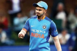 Shreyas Iyer Signs Bat Endorsement Deal With Tyre Manufactur Ceat