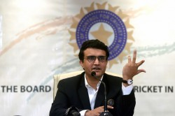 Sourav Ganguly Talks About Ms Dhoni Future After Taking Over As Bcci President