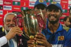 Dasun Shanaka Joins Ms Dhoni In Elite List As Sri Lanka Clean Sweep Pakistan 3 0 In T20i Series
