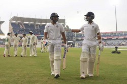 India Vs South Africa Live Score 3rd Test Day 1 Rain Forces Early Stumps After Rohit Sharma Hundred