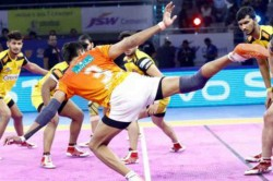 Pro Kabaddi Jaipur Stays Alive With Bengaluru Win Steelers Hammer Titans