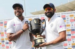 Happy To Make Teams Dance To Our Tunes Mohammed Shami After Test Heroics Vs South Africa