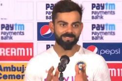 India Vs South Africa Let Rohit Enjoy His Cricket And Don T Put Pressure On Him Virat Kohli