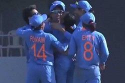 rd Odi India Women Clinch Thriller Vs South Africa To Win Series 3