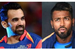 Zaheer Khan Comes Up With Cheeky Response To Hardik Pandya S Birthday