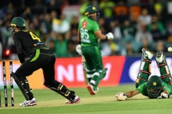 Australia Vs Pakistan 2nd T20i Babar Azam Loses His Cool After David Warner Direct Hit Run Out