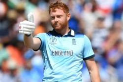 Icc Reprimands Jonny Bairstow For Audible Obscenity During Auckland T20i