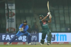 India And Bangladesh Mushfiqur Rahim Stars In Bangalesh S First Win Over India In T20is