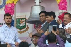 India Vs Bangladesh Magnus Carlsen Viswanathan Anand Ring Eden Gardens Bell On Day